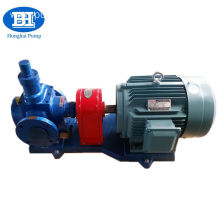 China Gold Supplier for for Gear Lube Oil Pump YCB lubricating oil transfer gear pump supply to Ghana Factory